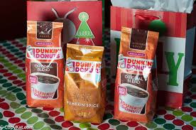 dunkin donuts to the rescue gift ideas