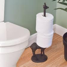 Bathroom Giraffe Paper Towel Holder Plastic Toilet Paper Holder - Paper towel dispenser for home bathroom