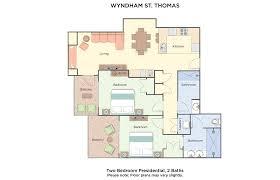 Earth Contact House Plans Club Wyndham Wyndham St Thomas