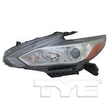 nissan altima 2016 price in kuwait fits 16 16 nissan altima halogen 2 5 exclude sr headlight driver