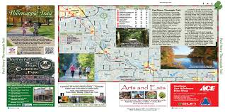 Michigan Trail Maps by Paul Henry U2014 Thornapple Trail Thornapple Trail Association