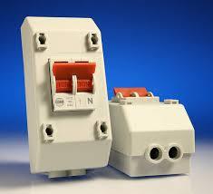 wylex 100a dp supply isolator