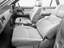 urvan nissan interior interior nissan sunny california 4wd b12 u002709 1986 u201309 1987