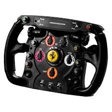 gaming steering wheel guillemot 4160571 thrustmaster gaming steering wheel pc