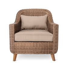 mayhew all weather wicker patio club chair threshold target