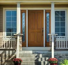 Steel Or Fiberglass Exterior Door Front Entry Doors Pella Nashville