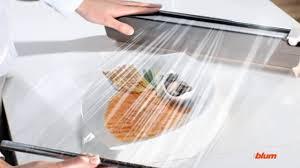cuisine blum blum orgaline and foil dispensers on vimeo