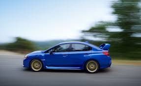 2016 subaru impreza hatchback blue 2015 subaru wrx sti first drive u2013 review u2013 car and driver