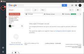 raccourci bureau gmail wmail un client mail open source pour gmail et inbox