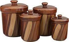 ceramic canisters ebay