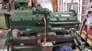 Engine 3 4ltr Side Valve Fordson N Industrial 1941 Fordson