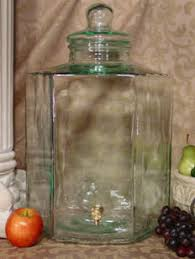 Cheaper Than Pottery Barn Tons Of Glass Spigot Jars Cheaper Than Pottery Barn With Larger