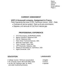 Best Examples of Resumes  Cover Letters and Thank You Letters Cover Letter  amp  Combination Executive Resume