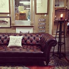 leather sofa atlanta 55 best chesterfield leather sofa images on pinterest