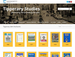 yearbooks online tipperary studies publishes tipperary gaa yearbooks online