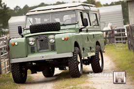 land rover series 3 109 stunning 1967 restomodded land rover is up for grabs on ebay