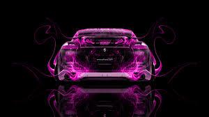 pink porsche panamera porsche panamera back fire abstract car 2014 el tony