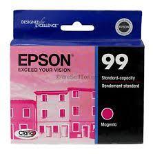 epson ink 99 light magenta epson 99 ink ebay