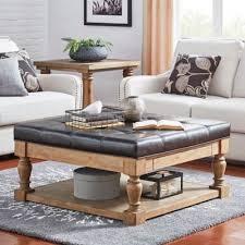 cushion top coffee table cushion coffee table modern buy from bed bath beyond with 3