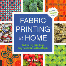 carol r eaton designs book review fabric printing at home by