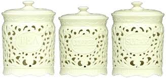 decorative kitchen canisters sets kitchen canisters ceramic sets kitchen decoration ideas