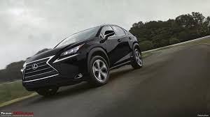 lexus crossover rumour lexus nx crossover might be launched in india team bhp
