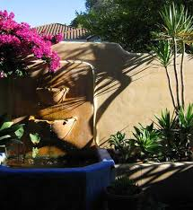 Small Backyard Ideas Landscaping Mexican Style Garden Designs And Yard Landscaping Ideas