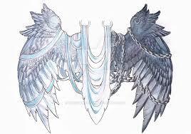 commission wings by drachenmagier on deviantart
