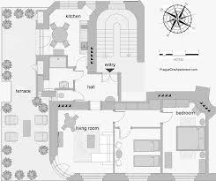 Apartment Floor Planner Floor Plan U2013 Prague One Apartment