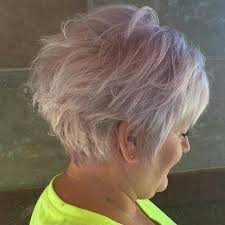 hairstyles for women over 50 with thick necks best short haircuts for women over 50 short hairstyles 2017 2018