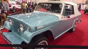 willys jeepster commando 1967 jeepster commando convertible youtube
