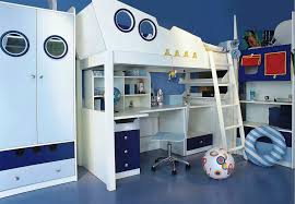 White Wood Loft Bed With Desk by Ship Boat Bunk Bed The Ultimate Basketball Bunk Bed Nautical