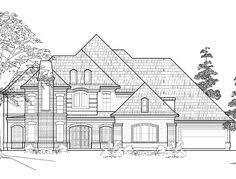 country european house plans country european house plan 45757 european house plans 3 car