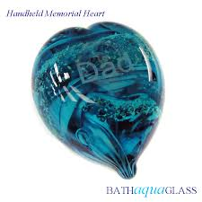 turn ashes into diamond ashes into cremation glass bereavement gifts from bath aqua glass
