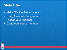 nba presentation template the vizioneer using tableau for your