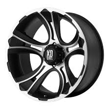 jeep wheels and tires chrome amazon com xd series crank wheel with matte black machined 18x9