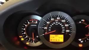 2005 nissan altima oil light reset video reset oil life percent on toyota rav4 after oil change
