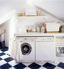 Storage Solutions For Small Laundry Rooms by Small Laundry Room Storage Solutions For Room With Low Ceiling