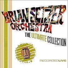 the ultimate collection the brian setzer orchestra album