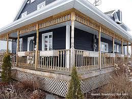 wrap around deck plans how to build a deck raised deck and wrap around porch design ideas