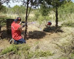 Bow Hunting From A Ground Blind Lets See Simple Diy Blinds W Cattle Panels Texasbowhunter Com