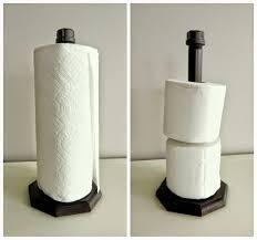 rustic paper towel holder towel gallery