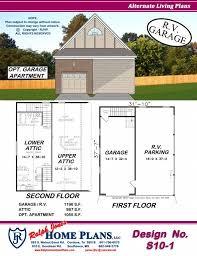Rv Garage With Living Space 54 Best Rv Garage Plans Images On Pinterest Garage Plans Garage