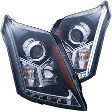 subaru headlight names anzo usa cadillac srx 10 14 projector headlights plank style