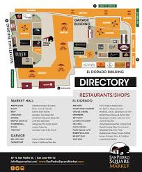 Vta San Jose Map by Directions To The Market San Pedro Square Market