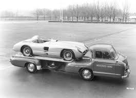 mercedes racing car mercedes renntransporter the fastest racing car hauler in the