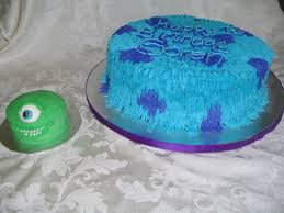 monsters inc baby shower cake piped dreams monsters inc birthday cake