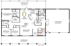 Bungalow Floor Plans With Walkout Basement | bungalow with walkout basement plan 2011545 really like the garage