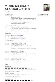 Diploma In Civil Engineering Resume Sample by Design Engineer Resume Samples Visualcv Resume Samples Database