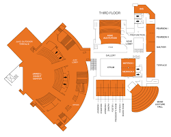 theater floor plan james l knight center performance event meeting u0026 concert space